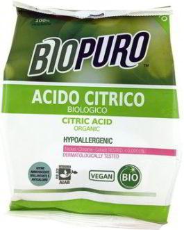 ACIDO CITRICO BIOPURO 450 gr