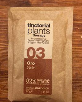 TINCTORIAL PLANTS – Oro 40Gr