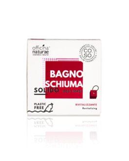 Bagnoschiuma Solido Rivitalizzante – The Nero e Salice