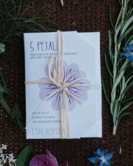 ETHICAL GRACE  5 Petali – Bagnodoccia Solido Ultradelicato per Pelli Secche