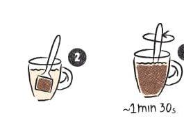 Cioccolata in tazza – rocco con cardamomo e peperoncino