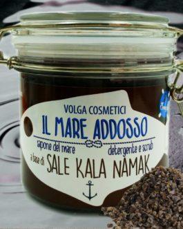 Volga Cosmetoci – Il Mare Addosso – Sale Nero Viola vulcanico Kala Namak – Sali Specifici