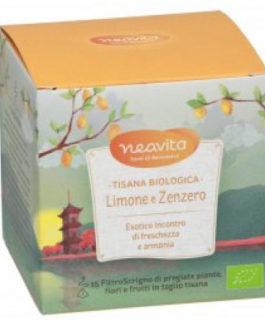 Neavita Filtroscrigno – Limone e Zenzero