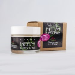 Compagnia delle Erbe – Crema Viso NEEM e TEA TREE