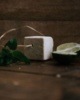 ETHICAL GRACE  Lo Scacciaguaishampoo e balsamo solido 2 in 1 purificante per capelli grassi
