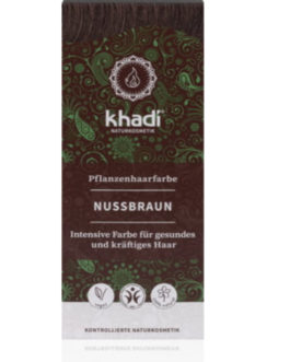 Khadi® Tinta Vegetale – Nocciola