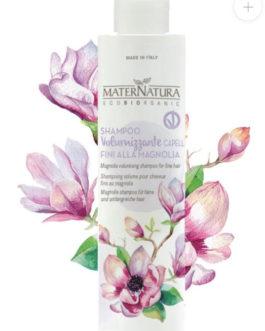 MaterNatura – Shampoo Volumizzante Capelli Fini alla Magnolia