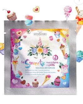MaterNatura – Maschera Capelli Be Sweetie Dolcezza dei Cupcake