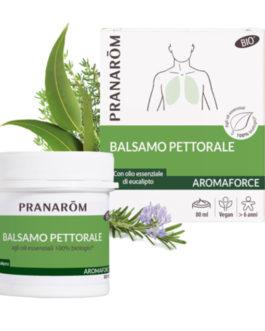 Pranarom – Balsamo pettorale Con olio essenziale di eucalipto BIO (ECO)