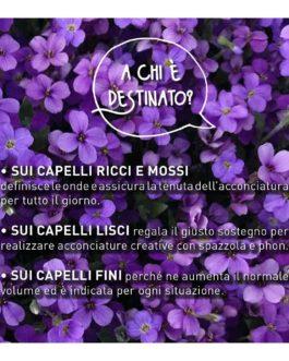 MaterNatura –  Mousse Volumizzante Capelli alla Violetta