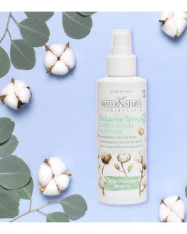 MaterNatura –  Balsamo Spray Capelli ai Fiori di Cotone