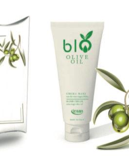 Crema Mani Bio Olive Oil