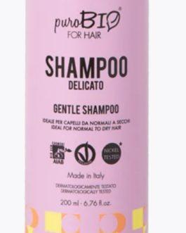 SHAMPOO DELICATO PUROBIO FOR HAIR