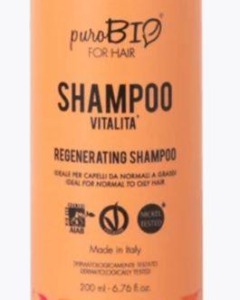 SHAMPOO VITALITÀ PUROBIO FOR HAIR