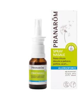 Pranarom – Spray nasale Allergoforce