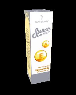 ALMA BRIOSA Super Siero – Siero Viso Antiox Liposomiale alle Vitamine A + E