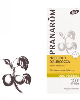 Pranarom – Olio di nocciolo d'Albicocca bio