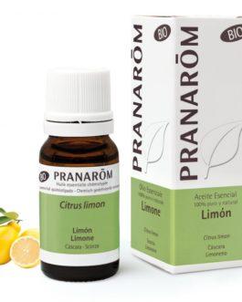 Pranarom Olio essenziale Limone – 10 ml