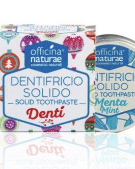 Dentì Dentifricio da viaggio in Pastiglie